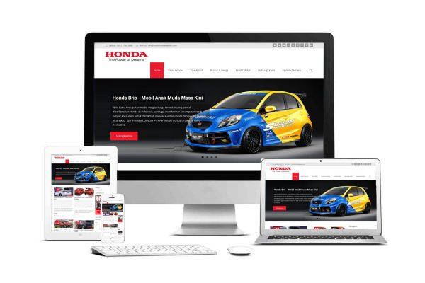 Mobil Honda Sejatim
