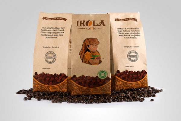 Ikola Koffie Packaging