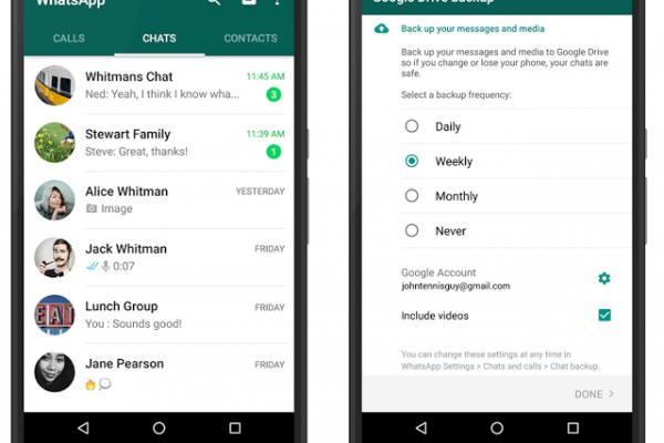 """Fitur """"Rahasia"""" dalam Mobile Apps Whatsapp"""