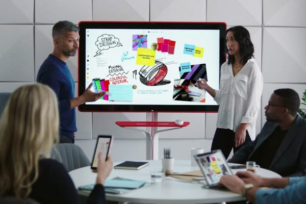 Jamboard, Smart Digital Whiteboard Besutan Google