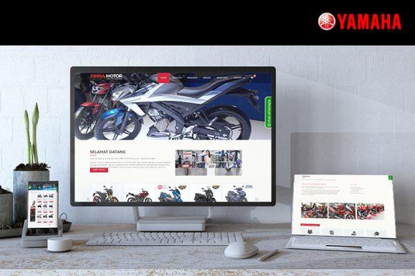 Prima Yamaha Motor