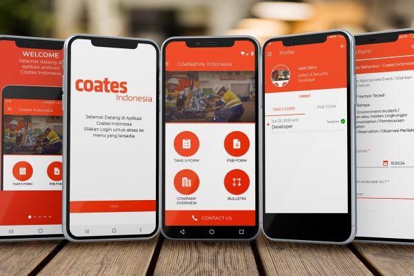 PT. Coates Hire Indonesia